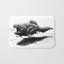 Dunkleosteus terrelli Bath Mat