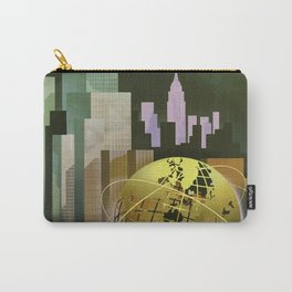 Vintage Poster New York Worlds Fair1 Carry-All Pouch