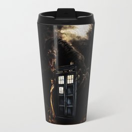 Bad Wolf Tardis Travel Mug