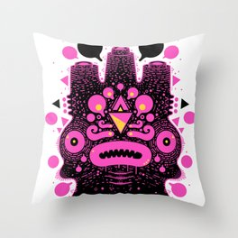 pinkor Throw Pillow