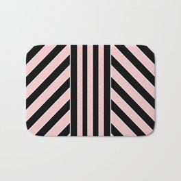 Geometric simple Bath Mat