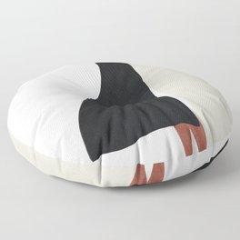 Squared Model Flow Floor Pillow