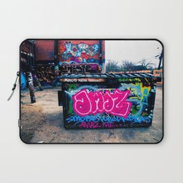 Amazed Grafitti Laptop Sleeve
