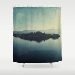 sea IX Shower Curtain