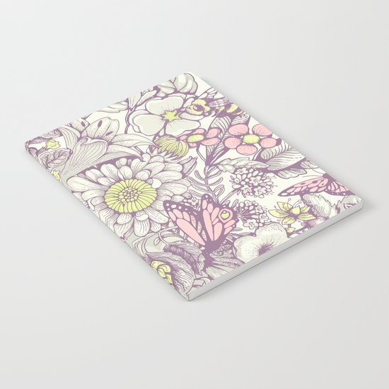 Beauty (eye of the beholder) - pale version Notebook