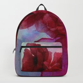 love you poppies Backpack