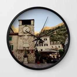 Clock Tower 2 Wall Clock