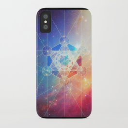 Box of the Universe iPhone Case