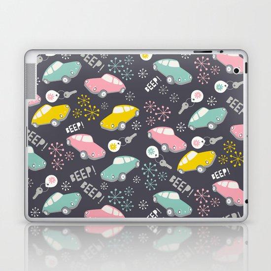 Beep! Beep! Laptop & iPad Skin