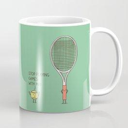 Angry ball Coffee Mug