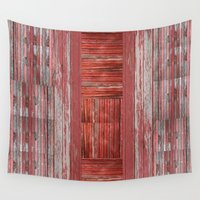 rustic Wall Tapestries featuring Rustic by Mirabella Market