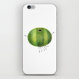 Poofy Alphonz iPhone Skin
