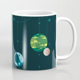 Seven Planets Coffee Mug