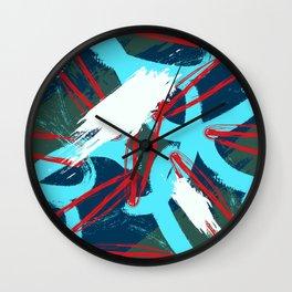 Crazy Sister Wall Clock