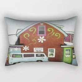 Order Here Rectangular Pillow