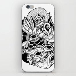 Lucid Dreaming iPhone Skin