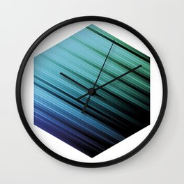 Color Box by [PE] Wall Clock