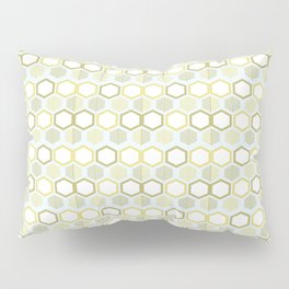 Pattern rhombus losange Pillow Sham