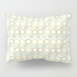 Pattern rhombus losange Pillow Sham