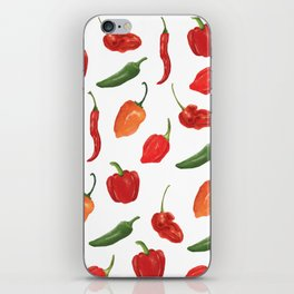 The Spice of Life iPhone Skin