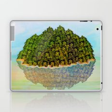 Lost in the Green Island / Nature 05-12-16 Laptop & iPad Skin