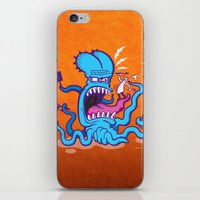 cooking iPhone & iPod Skins featuring Extreme Cooking by Zoo&co on Society6 Products