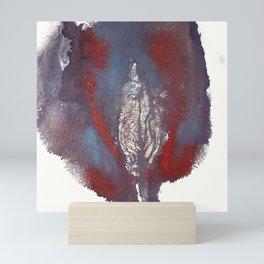 Tulipán Rojo Mini Art Print