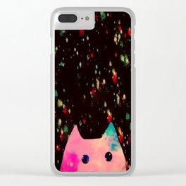 cat 6 Clear iPhone Case