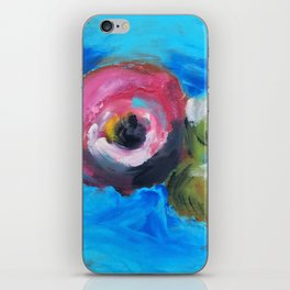 Abstract Rose iPhone Skin