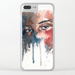 Pride Clear iPhone Case