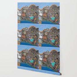 Bubble Boat Wallpaper