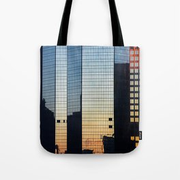 Sunset reflected III. Tote Bag