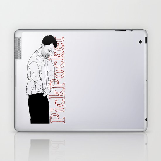 PickPocket 02 Laptop & iPad Skin