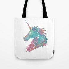 Watercolor Unicorn Tote Bag
