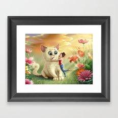 Valentine Framed Art Print