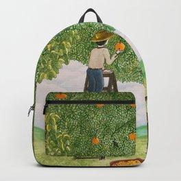 Amongst the Oranges Backpack