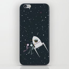 We and the Stars iPhone Skin