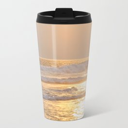Golden California Travel Mug