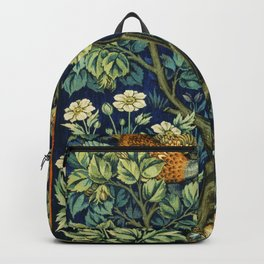 Cock Pheasant (1916) by William Morris and John Henry Dearle Backpack