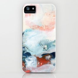 abstract painting III iPhone Case