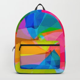 Paper Craft Tissues Backpack