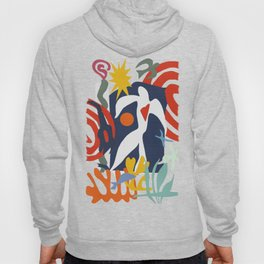 Inspired to Matisse Hoody