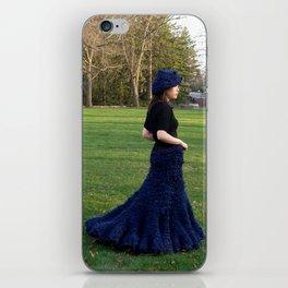 Land Mermaid iPhone Skin