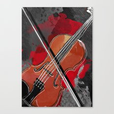 Music !  Canvas Print