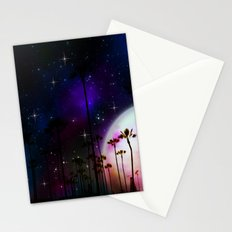 Space Cali ii Stationery Cards