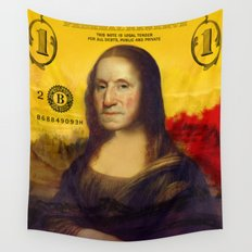 Bitch Better Have My Money Wall Tapestry