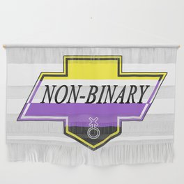 Identity Stamp: Non Binary Wall Hanging