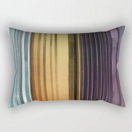 Amanda Wants Stripes Rectangular Pillow