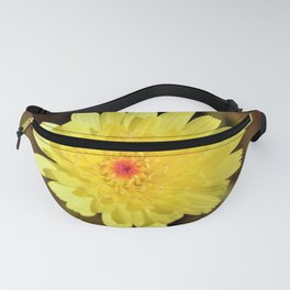 Yellow Desert Bloom by Reay of Light Photography Fanny Pack
