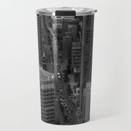 Montreal downtown in B&B Travel Mug